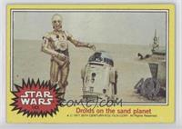 Droids on the Sand Planet
