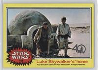 Luke Skywalker's Home