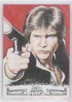 Norvien Basio (Han Solo) #/1