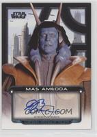 David Bowers as Mas Amedda #/184