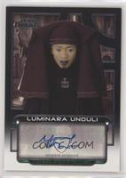 Mary Oyaya as Luminara Unduli #/199