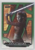 Aayla Secura [Noted] #/199