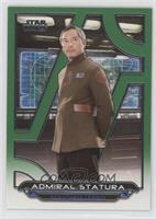 Admiral Statura #/199
