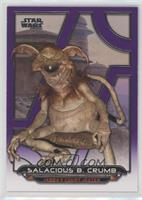 Salacious B. Crumb #/99