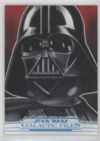 Juan Rosales (Darth Vader) #/1