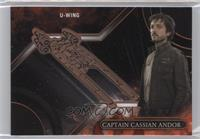 Captain Cassian Andor [Noted]