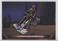 Jumpspeeder #/99