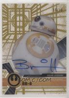 The Force Awakens Signers - Brian Herring, BB-8 #/50