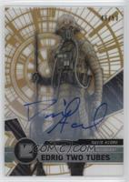 Rogue One Signers - David Acord,  Edrio Two Tubes #/50