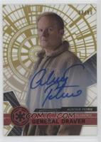Rogue One Signers - Alistair Petrie, General Draven /50