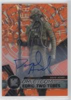 Rogue One Signers - David Acord,  Edrio Two Tubes #/25