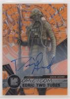 Rogue One Signers - David Acord,  Edrio Two Tubes /25