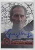Rogue One Signers - Guy Henry,  Grand Moff Tarkin #/75
