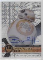 The Force Awakens Signers - Brian Herring, BB-8 #/75