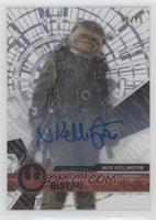 Rogue One Signers - Nick Kellington, Bistan #/75