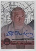 Ian McElhinney, General Jan Dodanna #/75