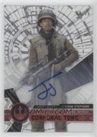 Rogue One Signers - Jordan Stephens, Corporal Tonc #/75