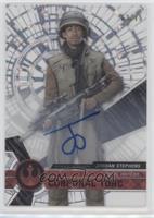 Rogue One Signers - Jordan Stephens, Corporal Tonc /75