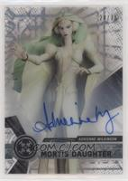 Animated Signers - Adrienne Wilkinson, Mortis Daughter #/75