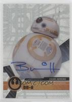 The Force Awakens Signers - Brian Herring, BB-8