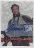 Rogue One Signers - Ben Daniels, General Merrick