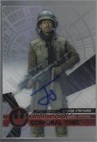 Rogue One Signers - Jordan Stephens, Corporal Tonc [Noted]