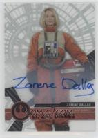Rogue One Signers - Zarene Dallas, Lt. Zal Dinnes
