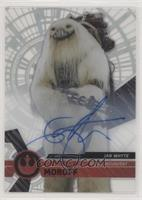Rogue One Signers - Ian Whyte, Moroff