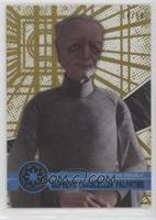 Form 1 - Supreme Chancellor Palpatine /50