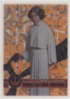 Form 1 - Princess Leia Organa #/25