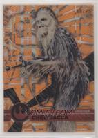 Form 1 - Chewbacca #/25