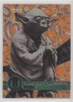 Form 1 - Yoda #/25