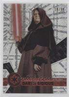 Form 1 - Darth Sidious [Noted] #/99