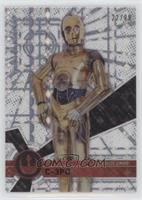Form 1 - C-3PO #/99