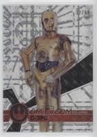 Form 1 - C-3PO /99