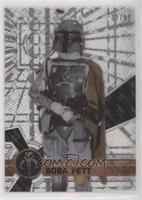 Form 1 - Boba Fett #/99