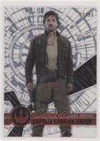 Form 2 - Captain Cassian Andor #/99