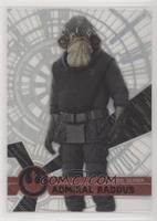 Form 2 - Admiral Raddus [Noted]