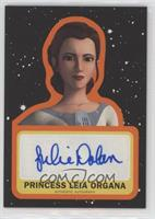 Julie Dolan as Princess Leia Organa #/25