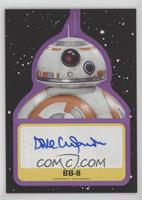 Dave Chapman as BB-8 /99