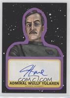 Tom Kane as Admiral Wullf Yularen #/99