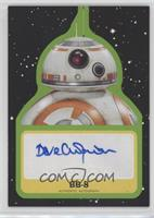 Dave Chapman as BB-8