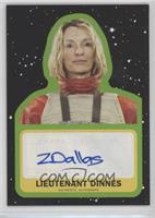 Zarene Dallas as Lieutenant Dinnes