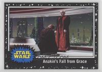 Anakin's Fall from Grace