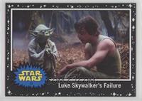 Luke Skywalker's Failure