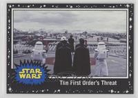 The First Order's Threat