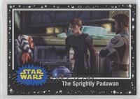 The Sprightly Padawan