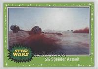 Ski Speeder Assault