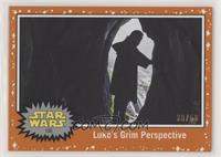 Luke's Grim Perspective #/50