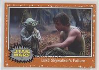 Luke Skywalker's Failure #/50